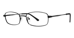 Modern Optical Leticia Matte Black 5364