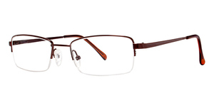 Modern Optical Spencer Matte Brown