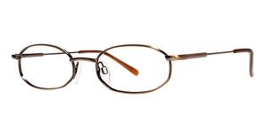 Modern Optical Pitcher Brown