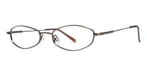 Modern Optical Silky Matte Brown