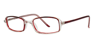 Modern Optical Glow red-in-line
