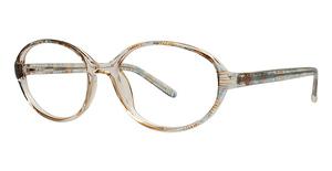 Modern Plastics II Daisy Eyeglasses