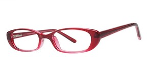 Modern Optical Cuddle Burgundy