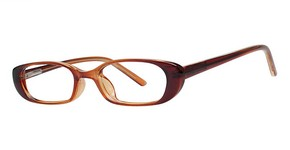 Modern Optical Cuddle Brown