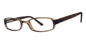 Modern Optical On Track Brown/Tortoise