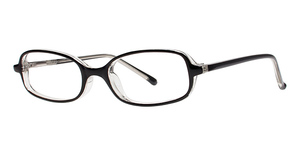 Modern Optical Sporty Black/Crystal