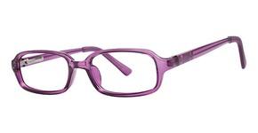 Modern Plastics II Wiggle Purple