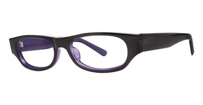 Modern Optical Candid Purple