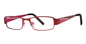 Modern Optical 10x225 Burgundy/Fuchsia