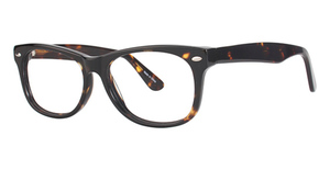 Modern Optical Jackson Demi Amber