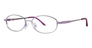 Modern Optical Ruffle Eyeglasses