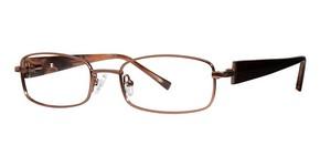 Modern Optical Coy Matte Brown