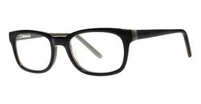 Modern Optical The Beat Black/Green Horn