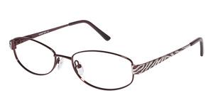 Fleur De Lis Saber Eyeglasses