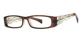 Modern Optical Fireworks Eyeglasses