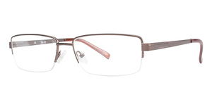 Savvy Eyewear SAVVY 356 Matte Dark Brown