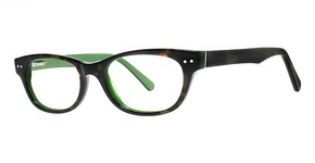 Modern Optical A335 Tortoise/Green