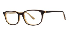 Modern Optical A334 Brown/Honey