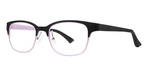 Modern Optical A329 matte black/lilac