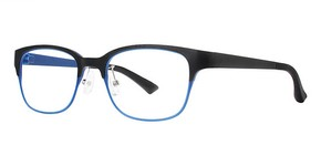 Modern Optical A329 Matte Black/Blue