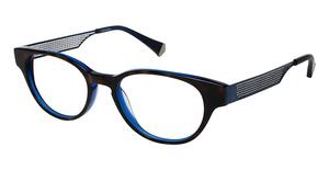 Azzaro AZ30061 Tortoise/Blue