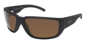 Maui Jim Seawall 235 Matte Black Rubber