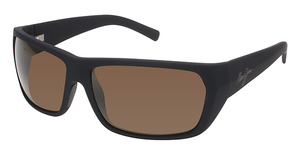 Maui Jim Waimea Canyon 265 Matte Black Rubber