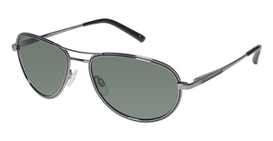Humphrey's 587037 Gunmetal w/ Black