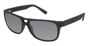 Maui Jim Waterways 267 Matte Black Rubber