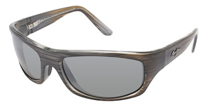 Maui Jim Surf Rider 261 Grey Black Stripe