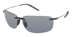Maui Jim Olowalu 526 Black and Gunmetal