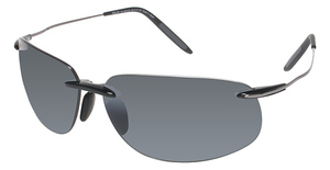 Maui Jim Mala 525 Black and Gunmetal