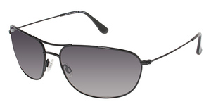 Maui Jim Hideaways 248 Gloss Black