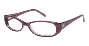 Lulu Guinness L866 Purple