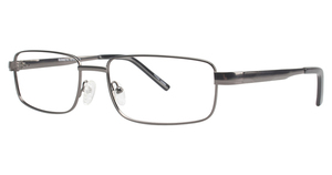 Continental Optical Imports Fregossi 600 Gunmetal