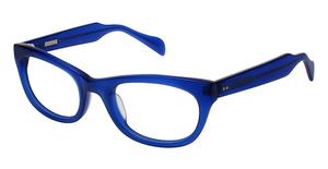 Derek Lam DL244 Matte Blue