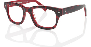 ECO CHICAGO Tortoise Red