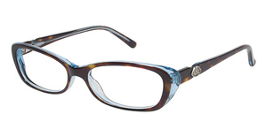 Lulu Guinness L871 Eyeglasses
