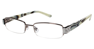 A&A Optical JCR188 Silver +2.50
