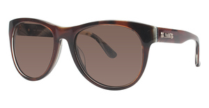 Salvatore Ferragamo SF617S Brown Horn