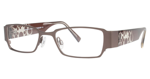 Aspex T9974 Sat.Brwn/Chocolate & Clear