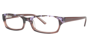 Aspex T9984 PurpTorT & Clear Brown