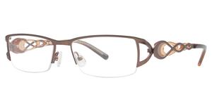 Aspex T9981 Sat.Bronze/Brnz Gld&Cl.Brown