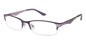 Vision's Vision's 199 Matte Eggplant / Light Purple