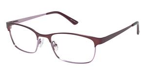 Vision's Vision's 200 Matte Raspberry/ Light Pink