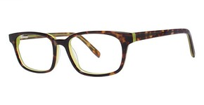 Modern Optical Mimi Tortoise/Green