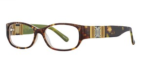 Valerie Spencer 9267 Tortoise/Lime