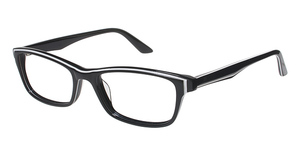 Humphrey's 583035 Black w/ White