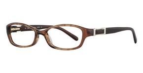 Calvin Klein CK7852 (216) Brown Horn