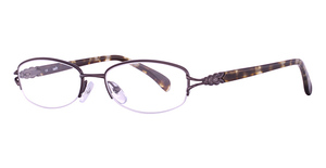 Savvy Eyewear SAVVY 372 Dark Matte Silver
